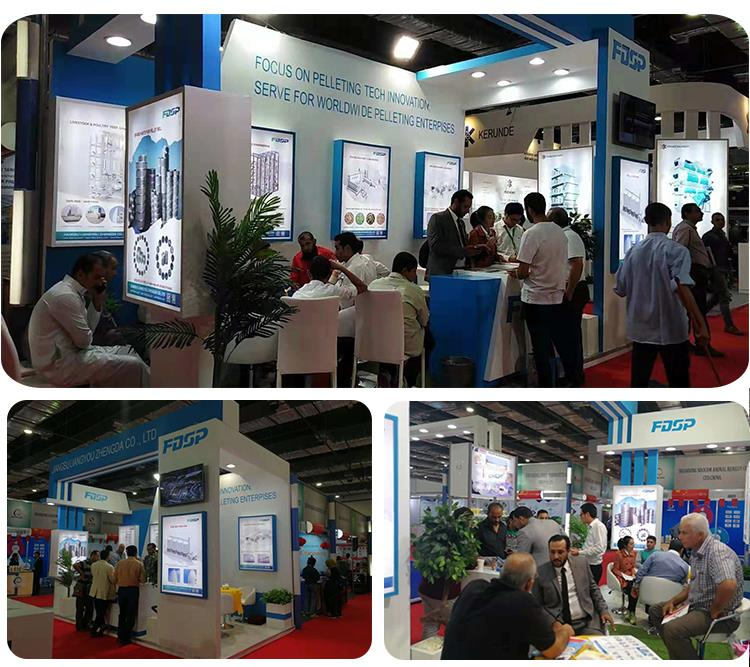 FDSP Exhibits In AGRENA 2018 That Multi-Field Display Manufacturing Strength