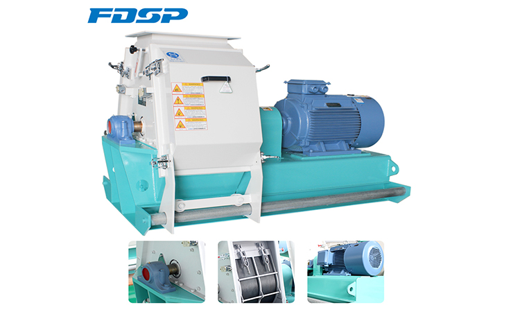 Proper installation and use of hammer mill for feed