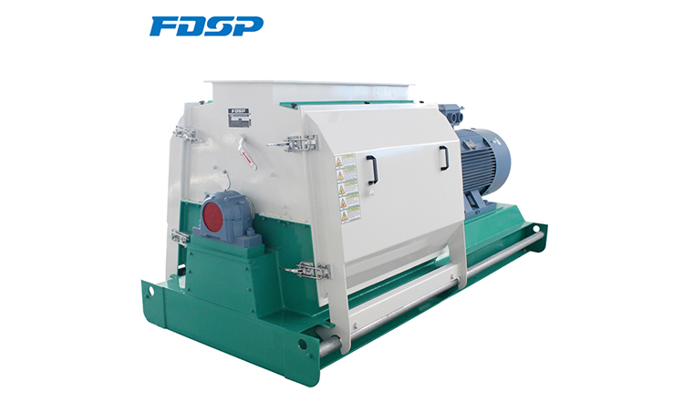How to improve the capacity for sawdust hammer mill