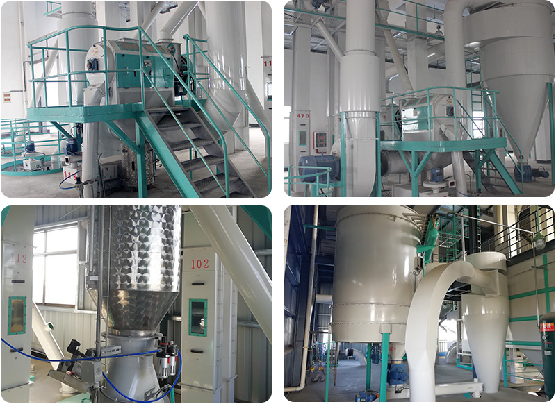 Raw material cleaning, the selection of feed cleaning equipment is the key