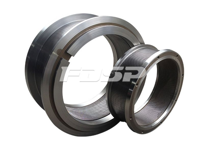 Cause analysis of quick failure for feed pellet mill ring dies