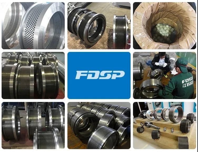 Poor quality ring die has great influence on pellet mill