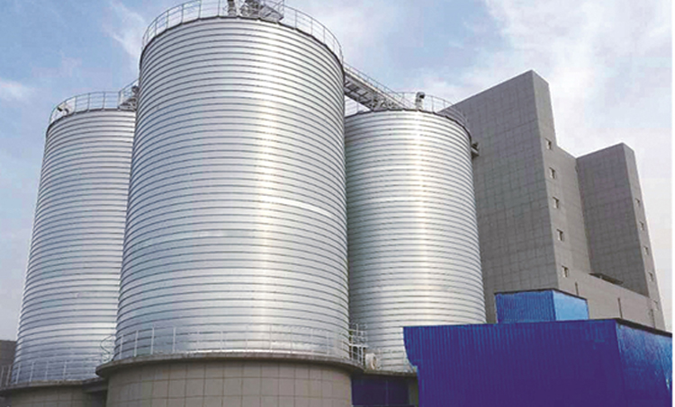 How to extend the service life of steel silo?