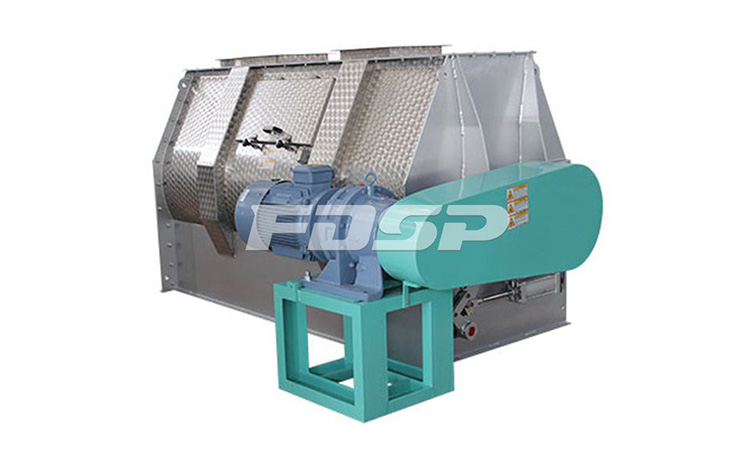 What Are the Advantages of Feed Mixer?