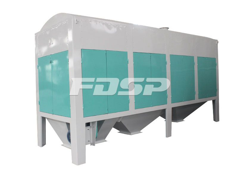 Feed Machinery TCQY Series Double Drum Cleaner