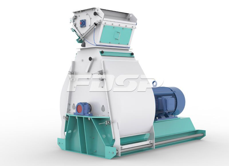Good Quality SFSP998 Series Tear Circle Hammer Mill