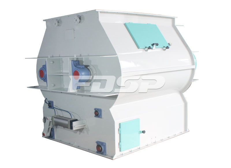 Feed Batching Mixer