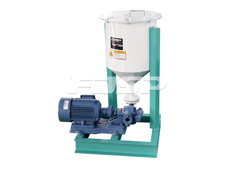 Feed Mill SYTJ Series Simple Oil Adding Machine