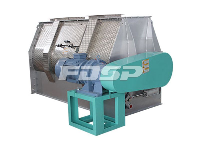 FDHJ Series Single Shaft Mixer