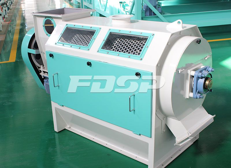 feed cleaner