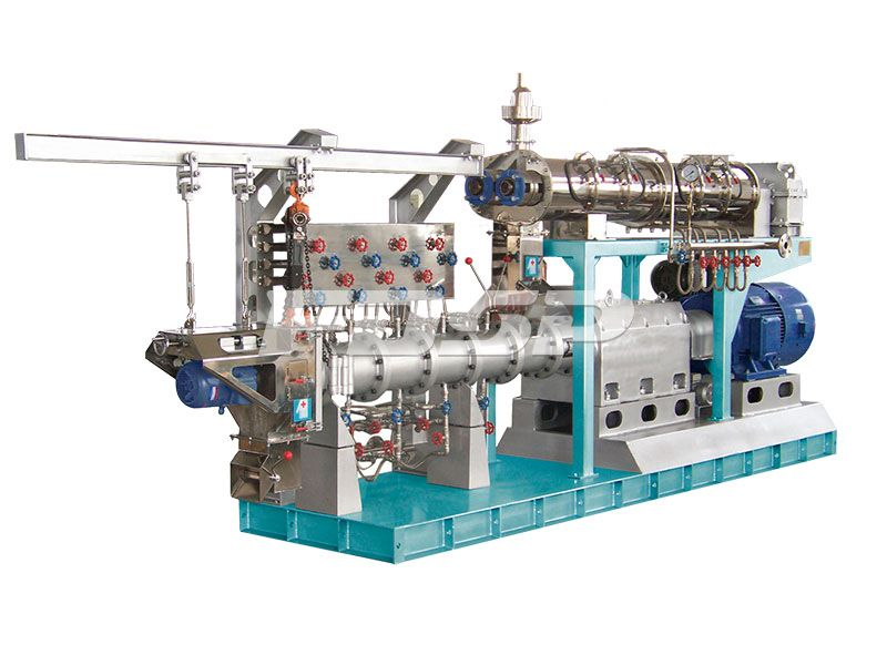 Aqua Feed Extruder SPHS-S Series Double-Screw Wet Extruder