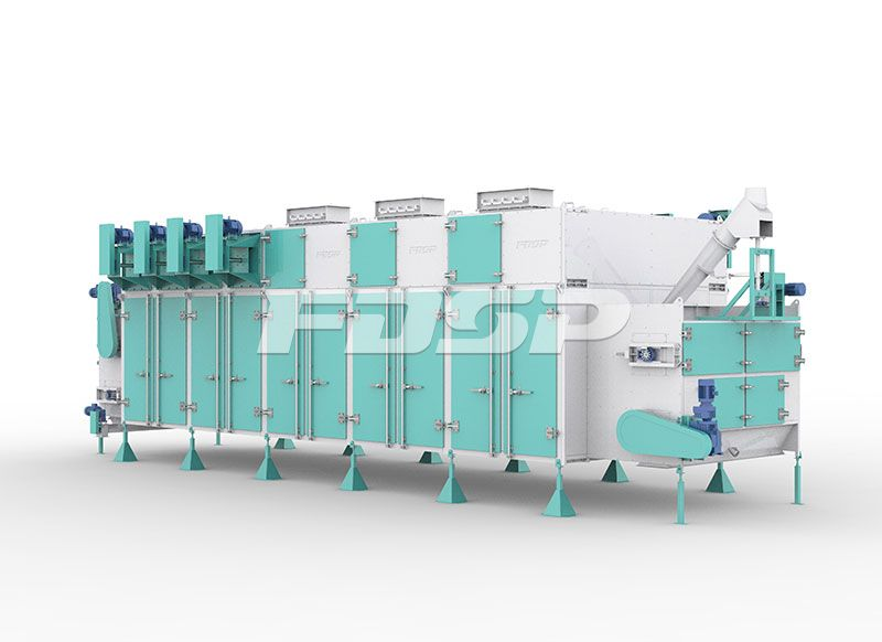 feed machinery dryer