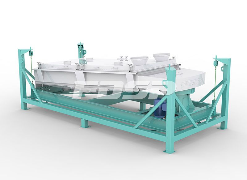 poultry feed screener