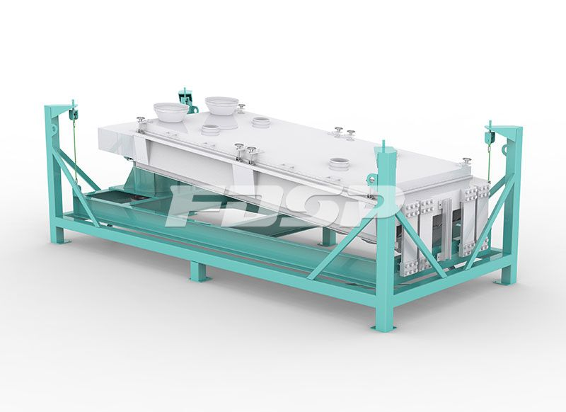 feed screening machine/equipment