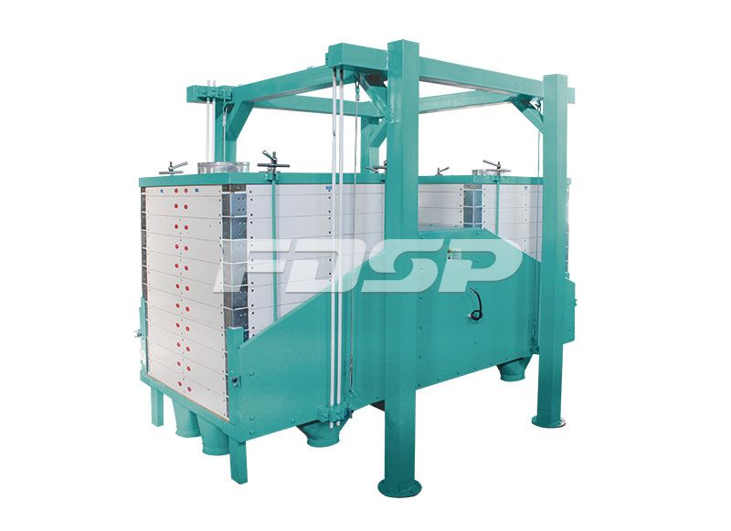 FSFJ Double Body High-square Plansifter