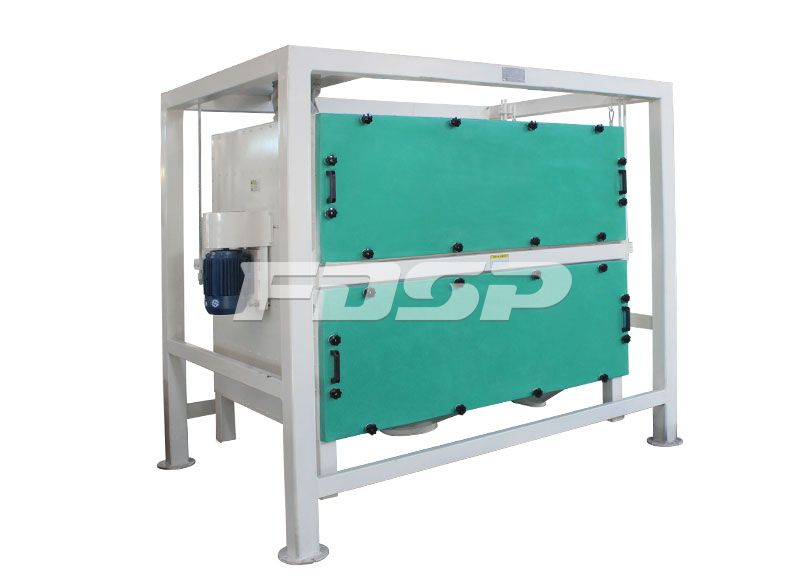 Grading Machine SFSC Series Locker Plansifter