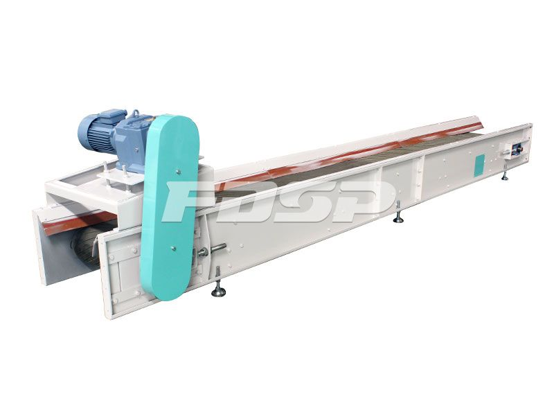 LYBC Series Belt Conveyor Feed Transportation