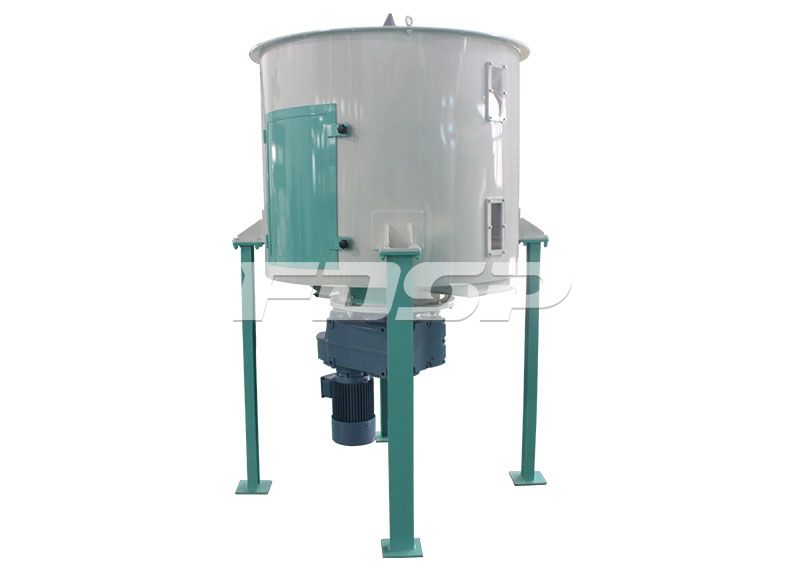 light material feeder