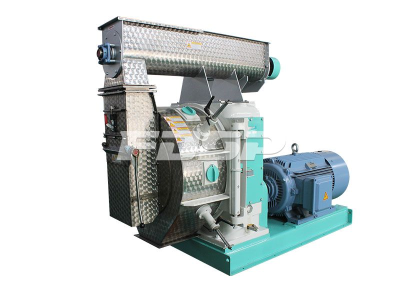 FZLH Series Fertilizer Granulator