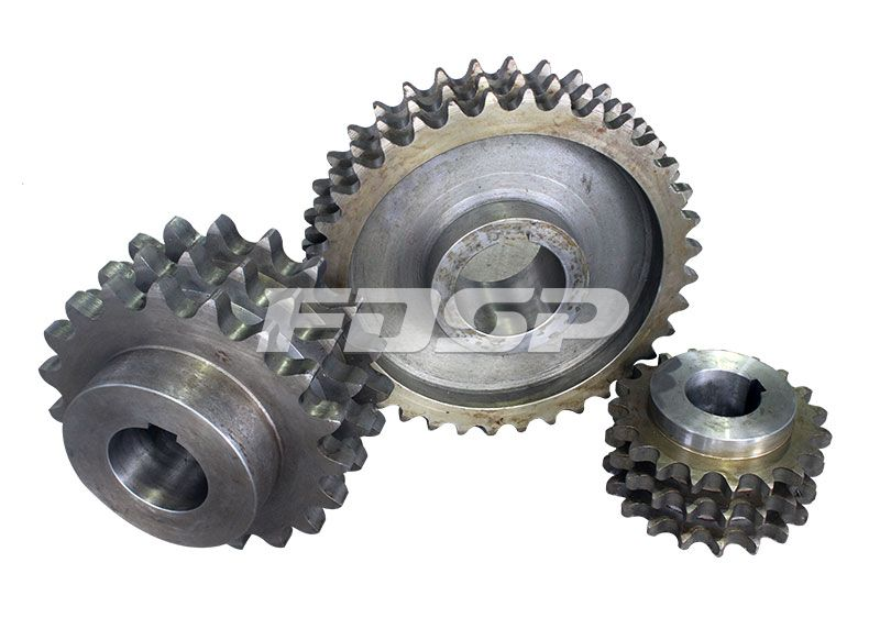 Sprocket for mixer