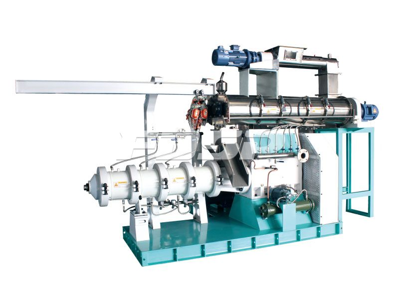 Feed Mill SPHG Series Raw Material Extruder
