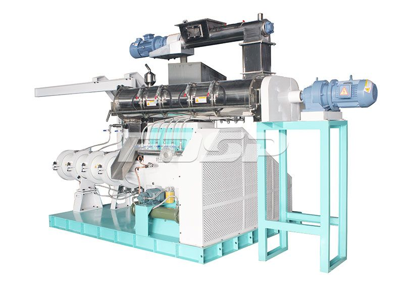 raw material extruder