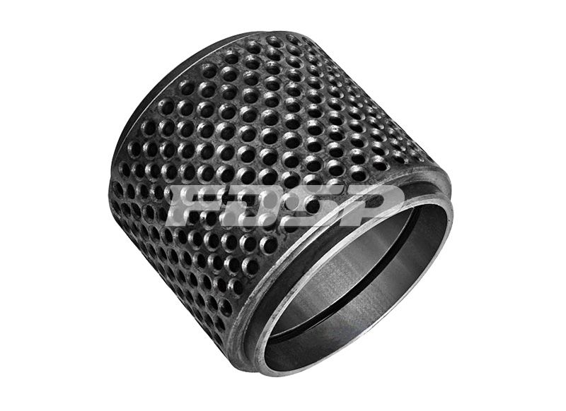 groove roller shell