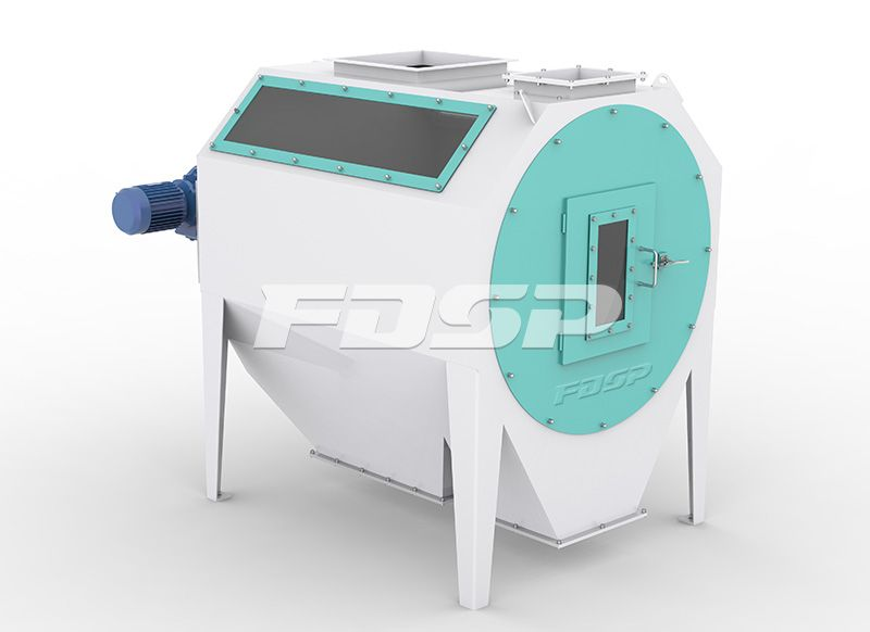 Feed Machinery SCY series Drum Cleaner