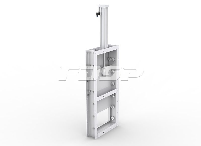 TZMQ Series Pneumatic Slide Gate