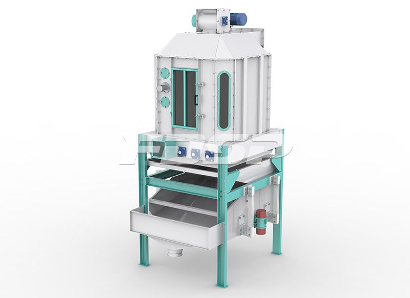 SBSZ Series Swing Cooling Sifter