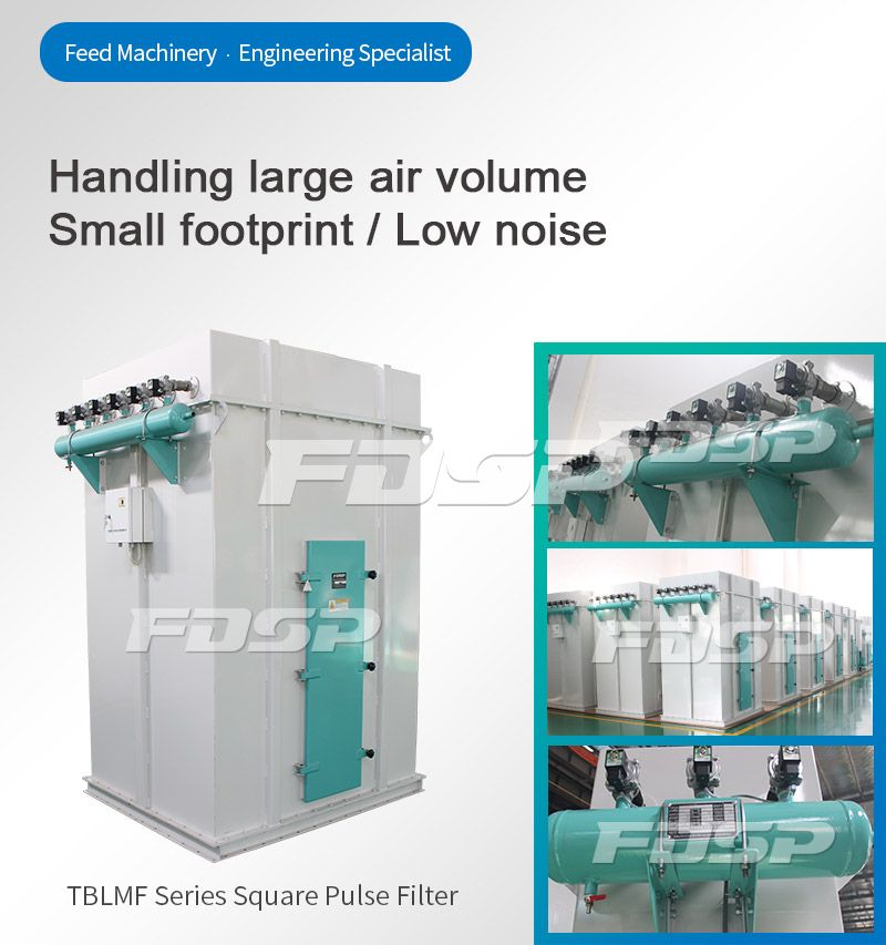 TBLMF Series Square Pulse Filter